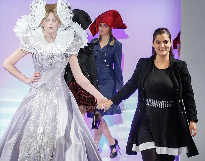 Couture Fashion Week New York September 2014 präsentiert – Renatta Pruneda, für Sie
