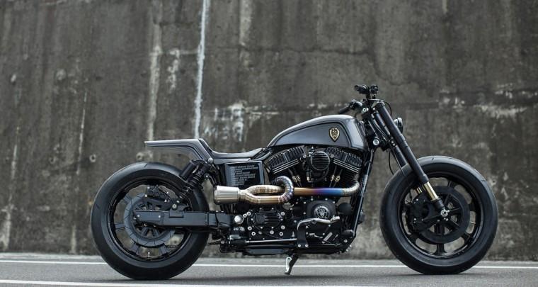 Die besten Bikes: Harley Davidson - Dyna Urban Cavalery