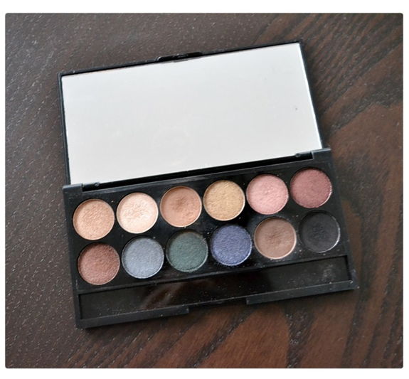 "HOT or NOT | Sleek ""Storm"" Eyeshadow Palette"