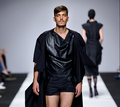 MQ Vienna Fashion Week September 2014 präsentiert – Smaranda Almasan, für Sie & Ihn - SS14