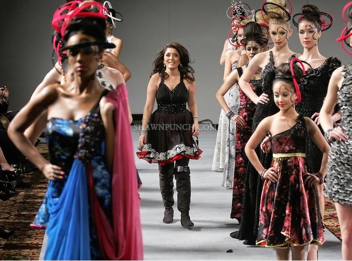 Couture Fashion Week New York September 2014 präsentiert – Sushma Patel, für Sie