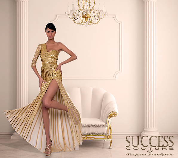 MQ Vienna Fashion Week September 2014 presents – Success Couture by Tatjana Stankovic, for women