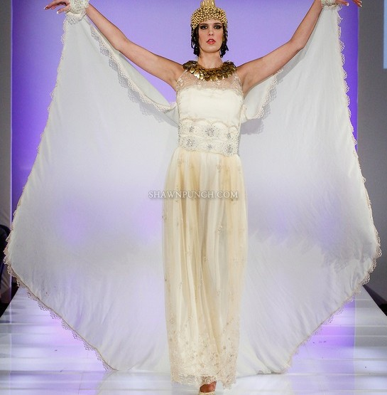 Couture Fashion Week New York September 2014 präsentiert – TeKay, für Sie
