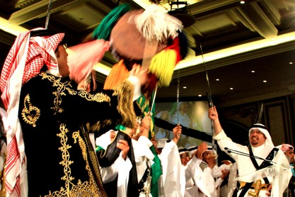 Veranstaltungstipp Berlin: Saudische Kulturwoche