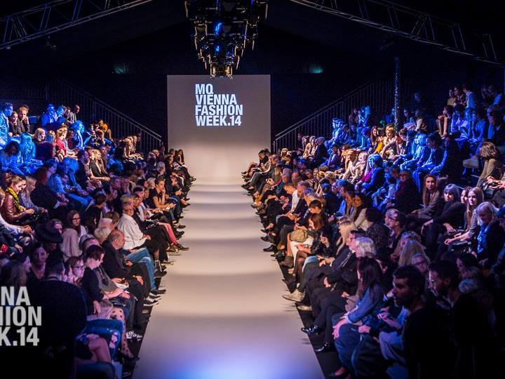 MQ Vienna Fashion Week September 2014 - Highlights, Shows und Top Designers