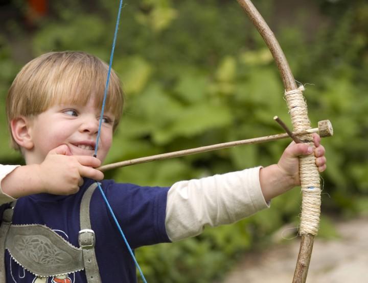 How To Survive: Einen Bogen bauen Teil 2 - Die wirklich simple Variante