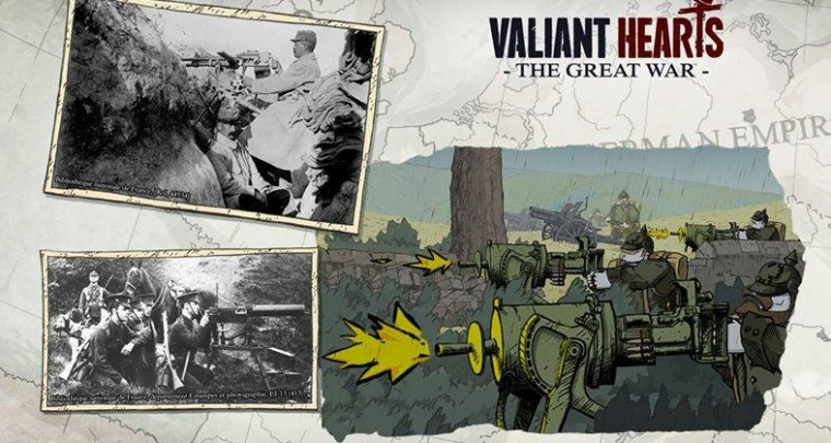 Gaming Recommendation | Valiant Hearts: The Great War – The First World War as an ingenious setting