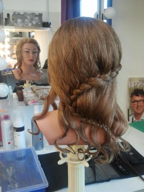 Frisur: Steffi Kranich