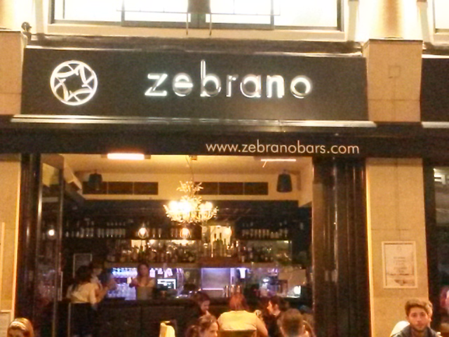 London Easy Going: Language Exchange Party im Club 'Zebrano'