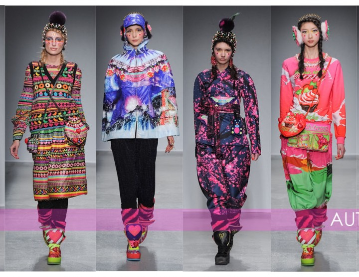 Paris Fashion Week, September/Oktober 2014 präsentiert – Manish Arora, für Sie - HW 14