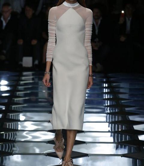 Paris Fashion Week, September/Oktober 2014 präsentiert – Balenciaga, für Sie - FS 15