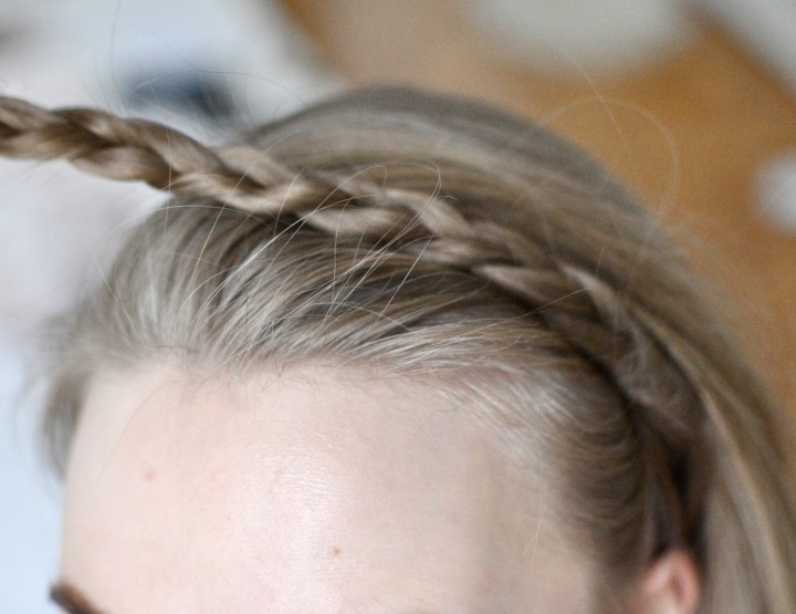 Styling- und Beauty-Tipp Berlin | Cute & Simple Braid Look