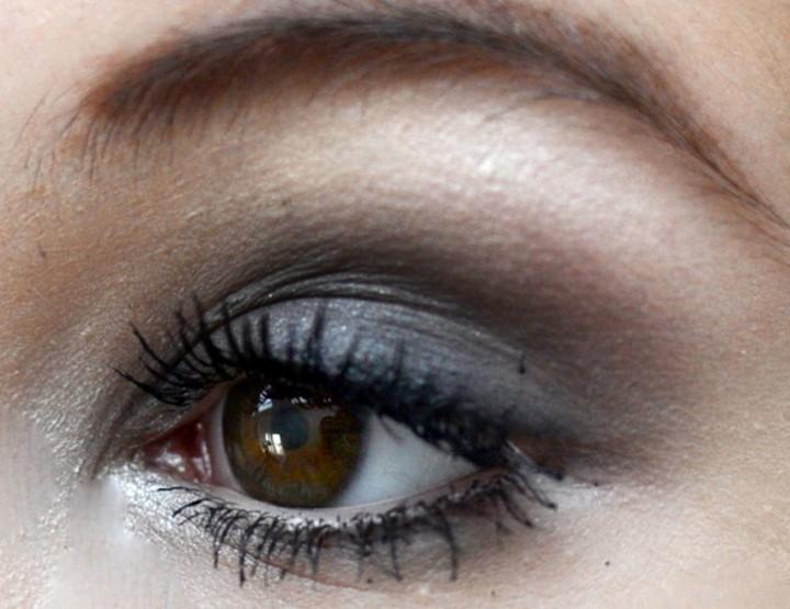 Styling- und Beauty-Tipp Berlin | Smokey Eye Look für braune Augen