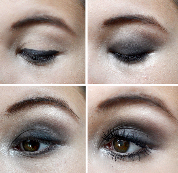 styling and beauty tip berlin smokey eye for brown eyes. Black Bedroom Furniture Sets. Home Design Ideas