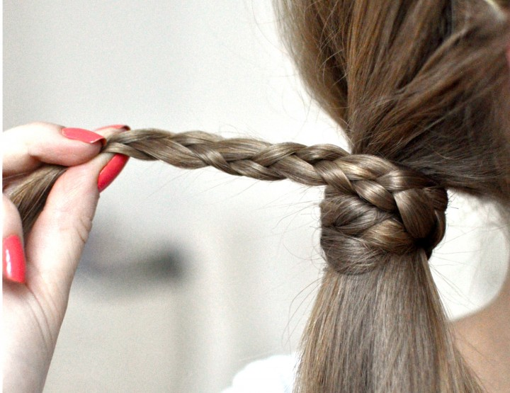 Styling- und Beauty-Tipp Berlin | Cute Braid Look II
