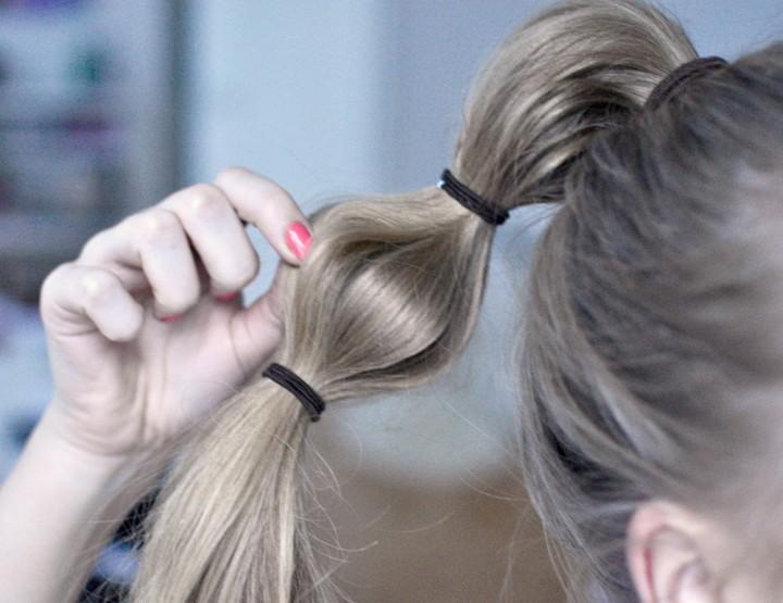Styling- und Beauty-Tipp Berlin | Bubble Braid Hair Tutorial