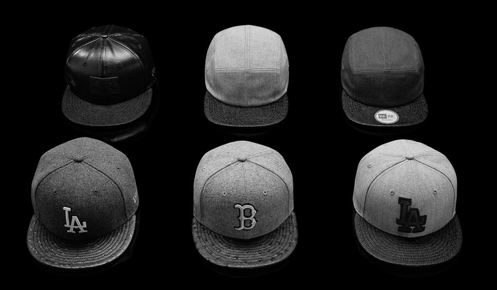 New Era_Black Ice Headwear
