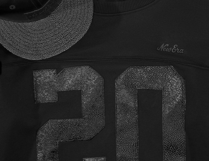 Back in Black: New Era launcht 'Black Ice Collection'