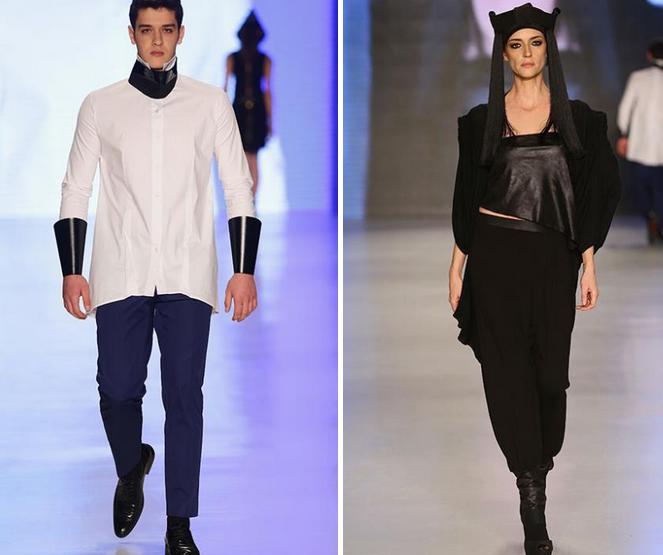 Mercedes-Benz Fashion Week Istanbul, Oktober 2014 präsentiert – Cigdem Akin, für Sie & Ihn - HW14