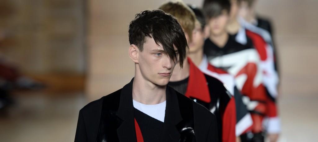 Alexander McQueen Menswear SS15