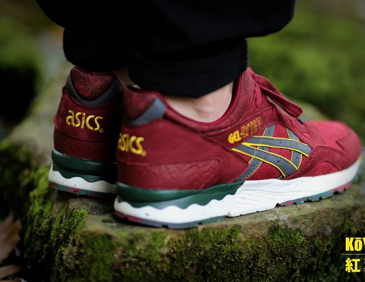 Sneaker News: asics x The Good Will Out 'KOYO' Gel-Lyte V