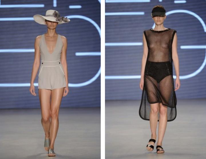 Mercedes-Benz Fashion Week Istanbul, Oktober 2014 präsentiert – Ayse Deniz Yegin, für Sie - FS15
