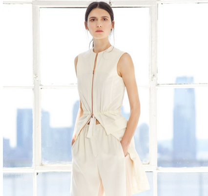 Paris Fashion Week September/Oktober 2014 präsentiert – Cédric Charlier, für Sie - Resort 2015