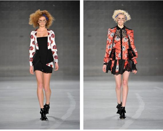 Mercedes-Benz Fashion Week Istanbul, Oktober 2014 präsentiert – DB Berdan, für Sie - HW14