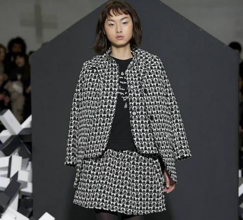 Paris Fashion Week, September/October 2014 presents – Dévastée, for women - FW14
