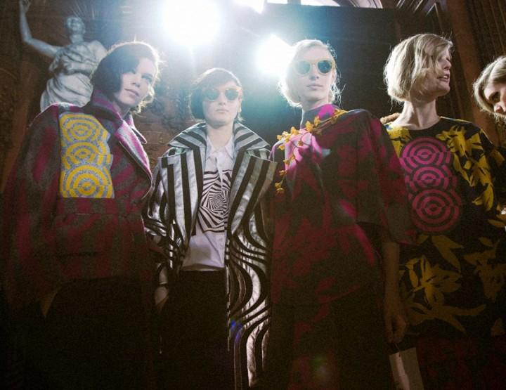 Paris Fashion Week, September/Oktober 2014 präsentiert – Dries Van Noten, für Sie – HW14