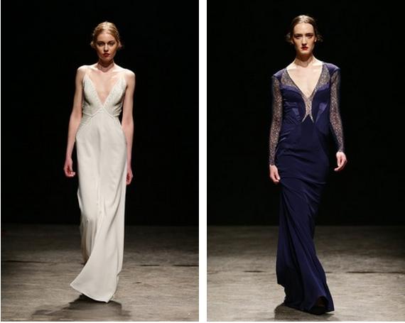 Mercedes-Benz Fashion Week Istanbul, Oktober 2014 präsentiert – Eda Güngör, für Sie - HW14