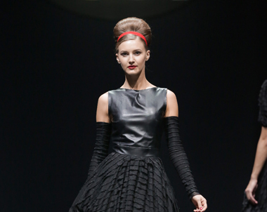 Fashion News: Eleonora Amosova, für Sie - H/W 14 - Moscow Fashion Week, Oktober/November 2014