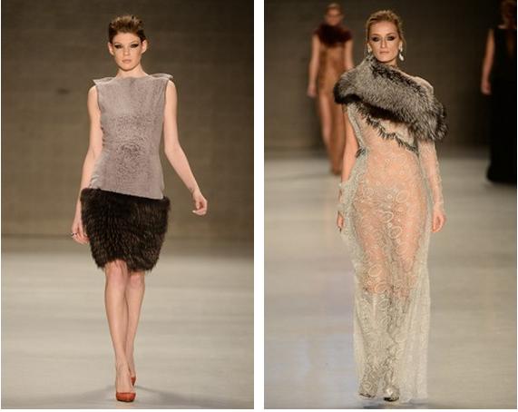 Mercedes-Benz Fashion Week Istanbul, Oktober 2014 präsentiert – Erol Albayrak, für Sie - HW14