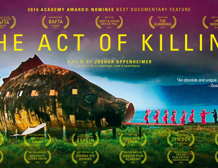 Filmtipp: 'The Act of Killing' von Joshua Oppenheimer