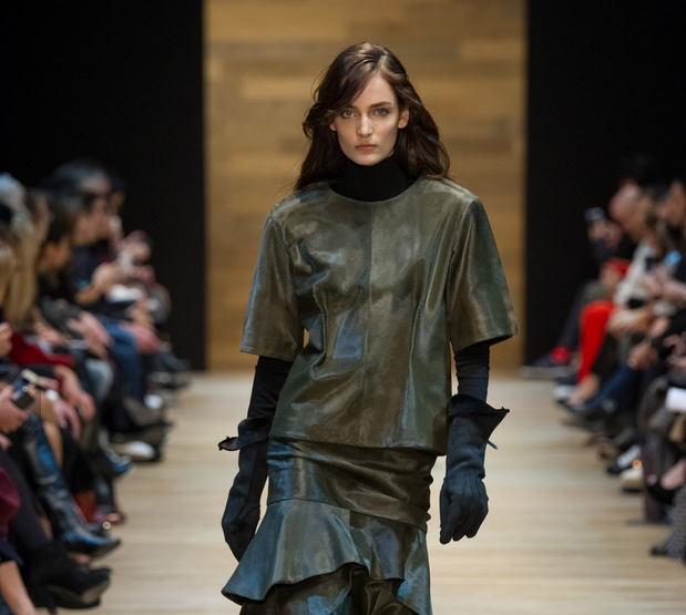 Paris Fashion Week, September/Oktober 2014 präsentiert – Guy Laroche, für Sie - HW14
