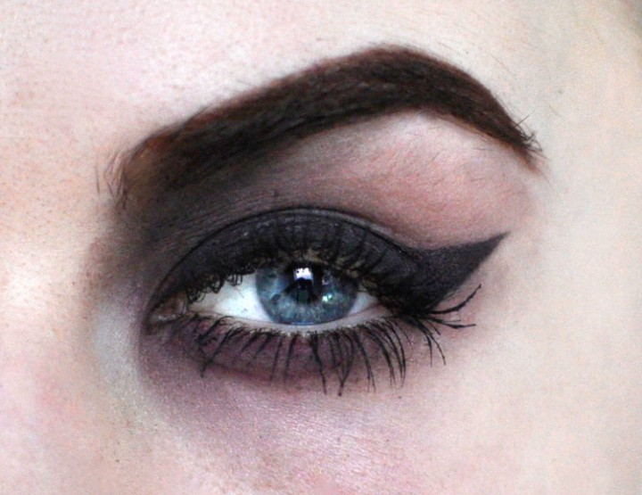 Styling and Beauty Tip Berlin |Halloween Vampire Eyes