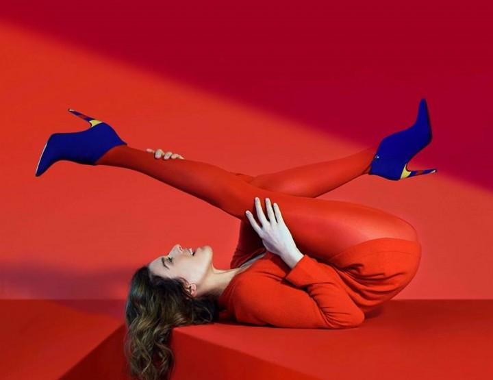 Dubai Fashion Week, Oktober 2014 präsentiert - Charline De Luca Schuhe, für Sie HW14/15