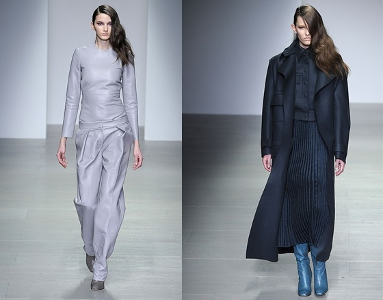 London Fashion Week, September 2014 präsentiert – Lucas Nascimento, für Sie HW14/15