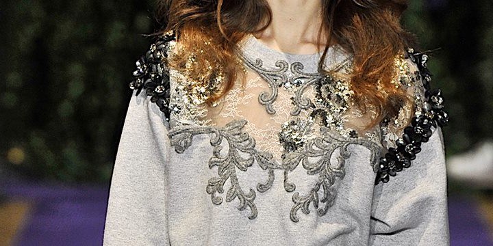Paris Fashion Week, September/Oktober 2014 präsentiert – Alexis Mabille, für Sie - HW 14/15