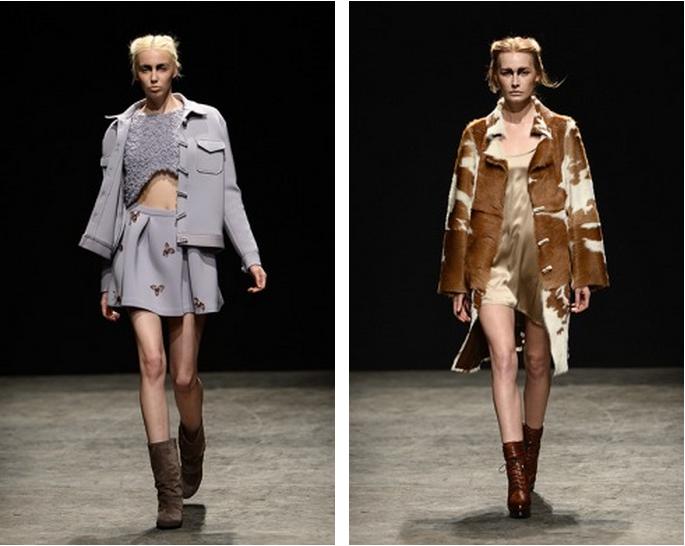 Mercedes-Benz Fashion Week Istanbul, Oktober 2014 präsentiert – Zeynep Mayruk, für Sie - HW14