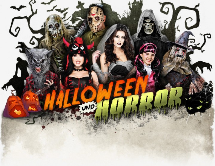 Horror Fashion News 2014: Die neuen Halloween-Kostümtrends lauern schon!