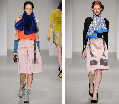 London Fashion Week September 2014 präsentiert – Osman, für Sie - HW14 & Resort15