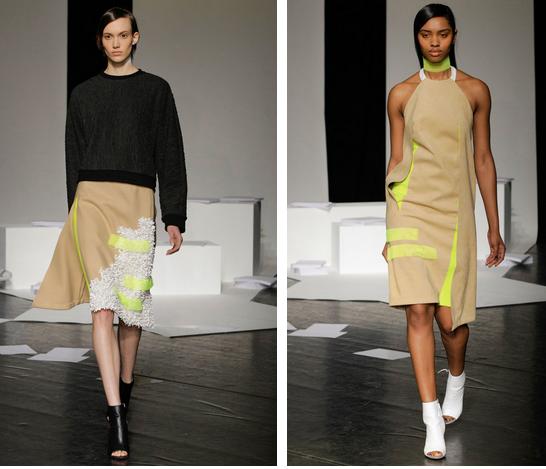 London Fashion Week September 2014 präsentiert – palmer//harding, für Sie & Ihn - HW14 & FS15