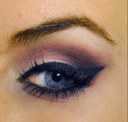 Styling- und Beauty-Tipp Berlin | Sexy Purple Smokey Eye