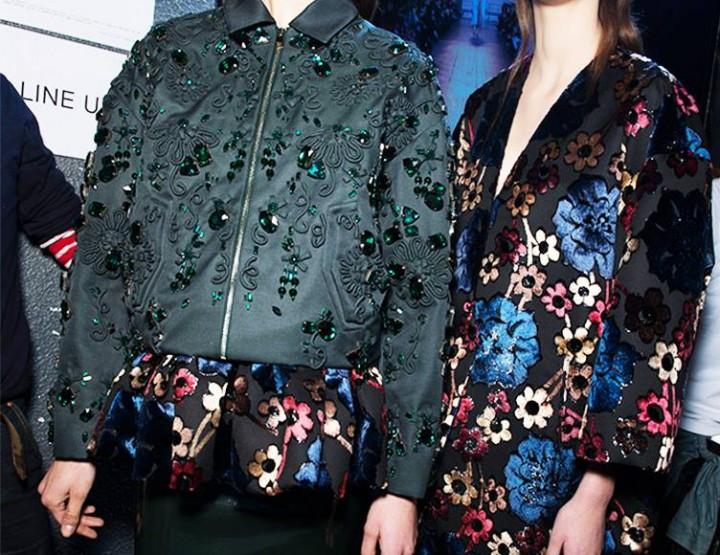 Paris Fashion Week, September/Oktober 2014 präsentiert – Rochas, für Sie - HW 14