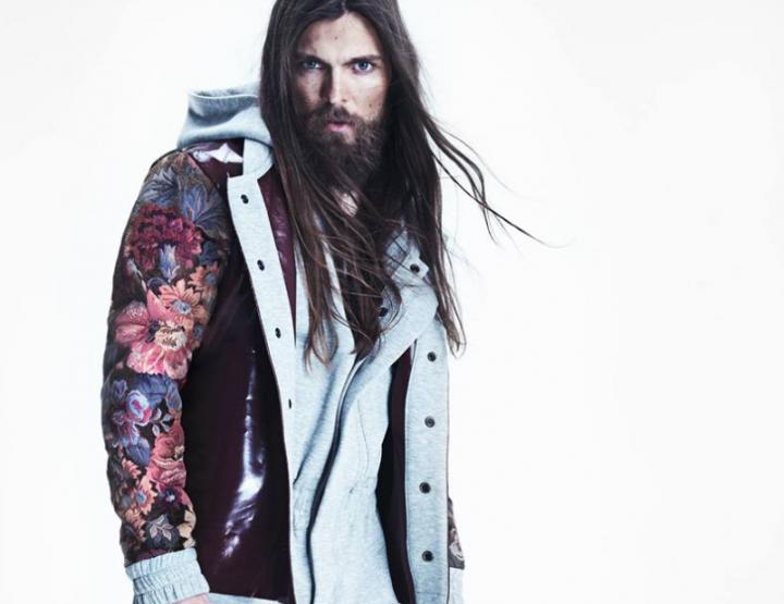 Mercedes-Benz Fashion Week Istanbul, Oktober 2014 präsentiert –Selim Baklaci, für Sie & Ihn - HW14