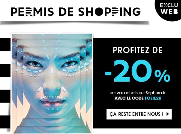Beauty on a Budget | 20% Rabatt auf das Gesamtsortiment von Sephora Frankreich