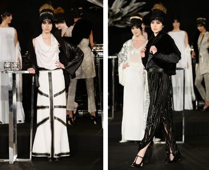 Mercedes-Benz Fashion Week Istanbul, Oktober 2014 präsentiert – Simay Bülbül, für Sie - HW14