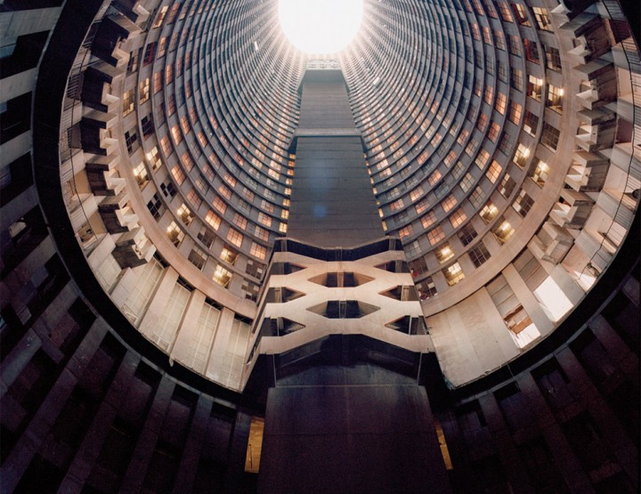 Urban Exploring Worldwide: Ponte City Tower in Johannesburg