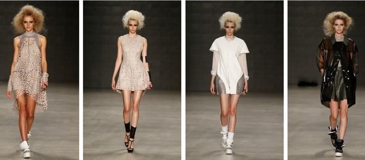 Mercedes-Benz Fashion Week Istanbul, Oktober 2014 präsentiert – Tuba Ergin, für Sie - HW14 & FS15